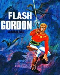 Flash Gordon : 1968 Annual by Raymond, Alex