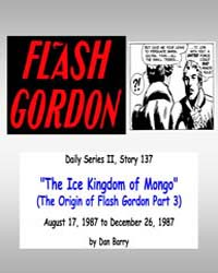 Flash Gordon : The Ice Kingdom of Mongo ... Volume Vol. 2, Issue 137 by Raymond, Alex