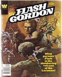 Flash Gordon : Issue 26 Volume Issue 26 by Raymond, Alex