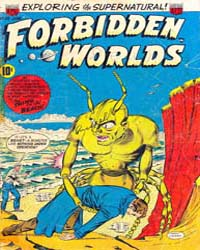 Forbidden Worlds : Issue 30 Volume Issue 30 by American Comics Group/Acg