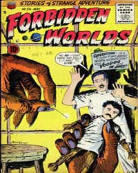 Forbidden Worlds : Issue 54 Volume Issue 54 by American Comics Group/Acg