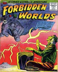 Forbidden Worlds : Issue 82 Volume Issue 82 by American Comics Group/Acg