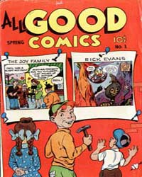 All Good Comics : Issue 1 Volume Issue 1 by Fox Feature Syndicate