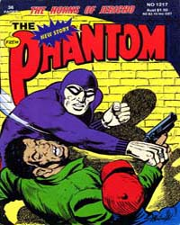 The Phantom: The Horns of Jericho: Issue... Volume Issue 1217 by Falk, Lee
