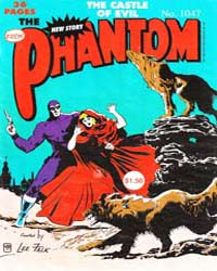 The Phantom: The Castle of Evil: Issue 1... Volume Issue 1047 by Falk, Lee