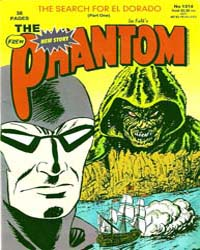 The Phantom: The Search for el Dorado, P... Volume Issue 1314 by Falk, Lee
