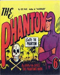 The Phantom: Enter the Phantom: Issue 1 by Falk, Lee