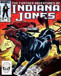 Further Adventures of Indiana Jones : Is... Volume Issue 12 by Marvel Comics