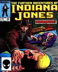 Further Adventures of Indiana Jones : Is... Volume Issue 30 by Marvel Comics