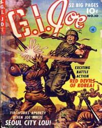 G. I. Joe : Vol. 1, Issue 10 Volume Vol. 1, Issue 10 by Ziff-Davis Publications