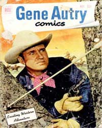 Gene Autry : Issue 57 Volume Issue 57 by Dell Comics