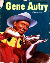 Gene Autry : Issue 77 Volume Issue 77 by Dell Comics