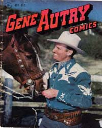 Gene Autry : Issue 10 Volume Issue 10 by Dell Comics