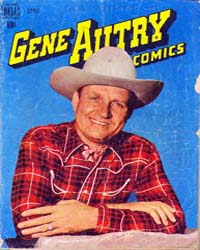 Gene Autry : Issue 26 Volume Issue 26 by Dell Comics