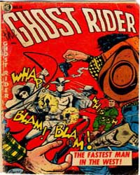 Ghost Rider : Issue 14 Volume Issue 14 by Ayers, Dick
