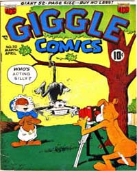Giggle Comics : Issue 70 Volume Issue 70 by American Comics Group/Acg