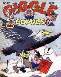 Giggle Comics : Issue 57 Volume Issue 57 by American Comics Group/Acg