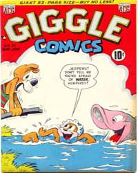 Giggle Comics : Issue 71 Volume Issue 71 by American Comics Group/Acg