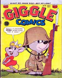 Giggle Comics : Issue 79 Volume Issue 79 by American Comics Group/Acg
