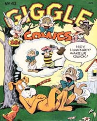 Giggle Comics : Issue 42 Volume Issue 42 by American Comics Group/Acg