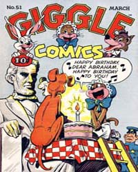 Giggle Comics : Issue 51 Volume Issue 51 by American Comics Group/Acg