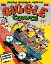 Giggle Comics : Issue 85 Volume Issue 85 by American Comics Group/Acg