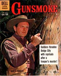 Gunsmoke : Issue 22 Volume Issue 22 by Dell Comics