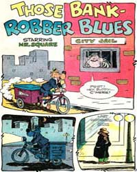 Ha Ha Comics : Those Bank Robber Blues :... Volume Issue 59 by American Comics Group/Acg