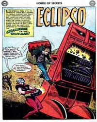 House of Secrets : Eclipso : Issue 67 Volume Issue 67 by Haney, Bob
