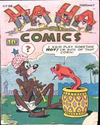 Ha Ha Comics : Issue 26 Volume Issue 26 by American Comics Group/Acg