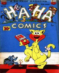 Ha Ha Comics : Issue 70 Volume Issue 70 by American Comics Group/Acg
