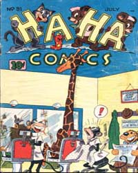 Ha Ha Comics : Issue 31 Volume Issue 31 by American Comics Group/Acg