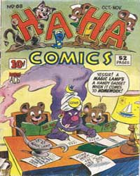 Ha Ha Comics : Issue 68 Volume Issue 68 by American Comics Group/Acg