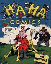 Ha Ha Comics : Issue 38 Volume Issue 38 by American Comics Group/Acg