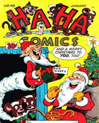 Ha Ha Comics : Issue 49 Volume Issue 49 by American Comics Group/Acg