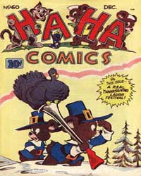 Ha Ha Comics : Issue 60 Volume Issue 60 by American Comics Group/Acg