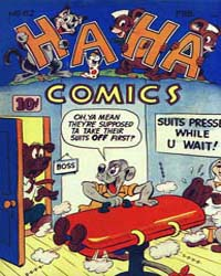 Ha Ha Comics : Issue 62 Volume Issue 62 by American Comics Group/Acg
