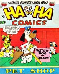 Ha Ha Comics : Issue 92 Volume Issue 92 by American Comics Group/Acg