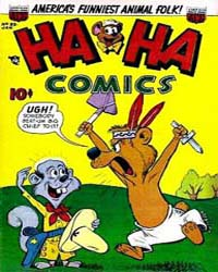 Ha Ha Comics : Issue 93 Volume Issue 93 by American Comics Group/Acg