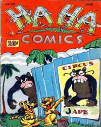 Ha Ha Comics : Issue 20 Volume Issue 20 by American Comics Group/Acg