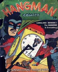 Hangman Comics : Issue 2 Volume Issue 2 by Mlj/Archie Comics