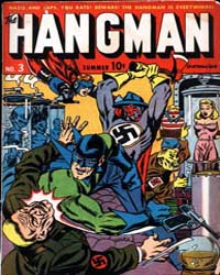 Hangman Comics : Issue 3 Volume Issue 3 by Mlj/Archie Comics