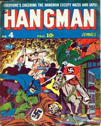 Hangman Comics : Issue 4 Volume Issue 4 by Mlj/Archie Comics