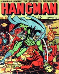 Hangman Comics : Issue 6 Volume Issue 6 by Mlj/Archie Comics