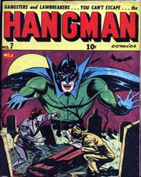 Hangman Comics : Issue 7 Volume Issue 7 by Mlj/Archie Comics