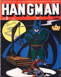 Hangman Comics : Issue 8 Volume Issue 8 by Mlj/Archie Comics