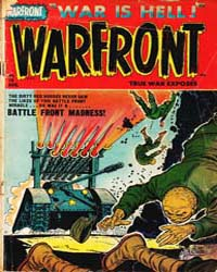 Warfront: Issue 16 Volume Issue 16 by Harvey Comics