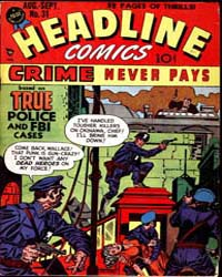 Headline Comics : Issue 31 Volume Issue 31 by Prize Comics Group