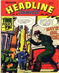 Headline Comics : Issue 53 Volume Issue 53 by Prize Comics Group