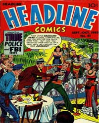 Headline Comics : Issue 61 Volume Issue 61 by Prize Comics Group